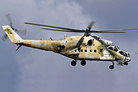 Helicopter-DataBase Photo ID:15982 Mi-35P Cyprus National Guard Air Wing 819 cn:054370