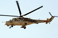Helicopter-DataBase Photo ID:15983 Mi-35P Cyprus National Guard Air Wing 819 cn:054370