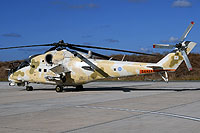 Helicopter-DataBase Photo ID:16315 Mi-35P Cyprus National Guard Air Wing 820 cn:054371