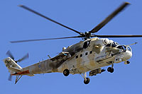 Helicopter-DataBase Photo ID:15981 Mi-35P Cyprus National Guard Air Wing 820 cn:054371