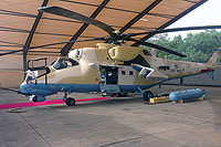 Helicopter-DataBase Photo ID:13444 Mi-35M Nigerian Air Force NAF560