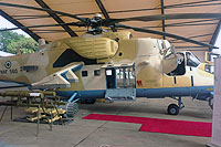 Helicopter-DataBase Photo ID:13445 Mi-35M Nigerian Air Force NAF560