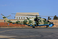Helicopter-DataBase Photo ID:13261 Mi-24V Senegal Air Force 6W-HCA cn:730708