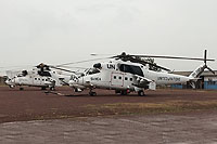 Helicopter-DataBase Photo ID:14349 Mi-24V (upgrade for Senegal) United Nations 6W-HCA cn:730708