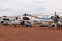 Helicopter-DataBase Photo ID:14498 Mi-35P (upgrade by Controp) United Nations 6W-SHY cn:054375