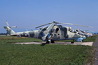 Helicopter-DataBase Photo ID:801 Mi-24V Croatian Air Force and Air Defence H-305 cn:3532424810857