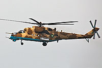 Helicopter-DataBase Photo ID:15520 Mi-35M Pakistan Army Aviation 786-804 cn:586558004