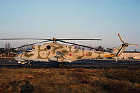 Helicopter-DataBase Photo ID:15998 Mi-24P 172nd Independent Combat Helicopter Regiment 02 red cn:3532434318468