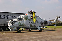 Helicopter-DataBase Photo ID:1368 Mi-24D Aces High  cn:3532461715415