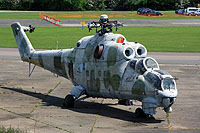 Helicopter-DataBase Photo ID:16297 Mi-24D Aces High  cn:3532461715415