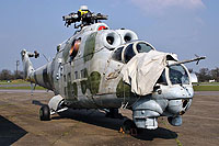 Helicopter-DataBase Photo ID:16067 Mi-24D Aces High  cn:3532461715415