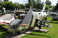 Helicopter-DataBase Photo ID:6519 Mi-24A Central museum of Armed Forces 07 red cn:4202109