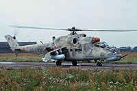 Helicopter-DataBase Photo ID:15450 Mi-24RCh 487th Independent Combat Helicopter Regiment 20 blue cn:3534622712045