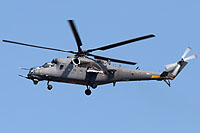 Helicopter-DataBase Photo ID:9494 Mi-24VM-3 Russian Air Force 37 blue cn:34075817110