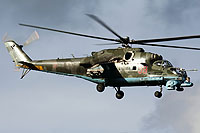 Helicopter-DataBase Photo ID:7216 Mi-24PN Russian Air Force 39 red