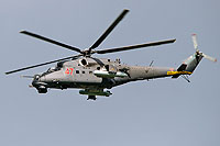 Helicopter-DataBase Photo ID:10482 Mi-24P Russian Air Force 47 red