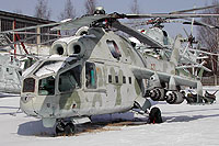 Helicopter-DataBase Photo ID:6369 Mi-24A Museum Monino 50 red cn:2201201
