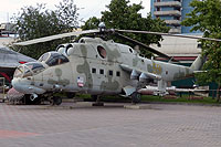 Helicopter-DataBase Photo ID:13983 Mi-24P Odintsovo Museum of History and Ethnography 59 yellow