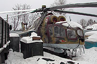 Helicopter-DataBase Photo ID:6371 Mi-24A Aviation Museum of Mikhail Pavlov