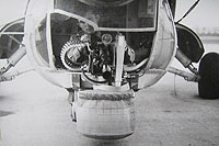 Helicopter-DataBase Photo ID:1434 Mi-24VD test version Soviet Army Aviation 43 red
