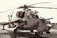 Helicopter-DataBase Photo ID:15934 Mi-24V Soviet Army Aviation