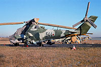 Helicopter-DataBase Photo ID:15448 Mi-24D Combat Helicopter Regiment 5 544 cn:340277