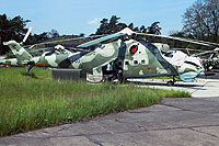 Helicopter-DataBase Photo ID:1160 Mi-24D Heeresfliegerstaffel Ost 96+03 cn:B4069