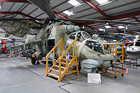 Helicopter-DataBase Photo ID:14873 Mi-24D The International Helicopter Museum 96+26 cn:110159