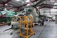 Helicopter-DataBase Photo ID:14928 Mi-24D The International Helicopter Museum 96+26 cn:110159