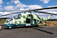 Helicopter-DataBase Photo ID:17352 Mi-24V Grenzmuseum Schifflersgrund