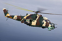 Helicopter-DataBase Photo ID:15812 Mi-24K Armenian Air Force 46 blue