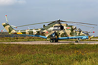 Helicopter-DataBase Photo ID:18140 Mi-24RCh Belarus Air and Air Defence Force 15 white cn:3534623912936