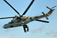 Helicopter-DataBase Photo ID:16056 Mi-24RCh Belarus Air and Air Defence Force 45 white