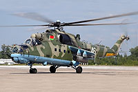 Helicopter-DataBase Photo ID:15371 Mi-24RCh Belarus Air and Air Defence Force 46 white cn:3534623912936