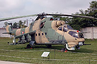 Helicopter-DataBase Photo ID:6061 Mi-24D Aviation Museum Szolnok 114 cn:K20114