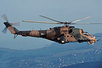Helicopter-DataBase Photo ID:16440 Mi-24D 87th Bakony Combat Helicopter Regiment 114 cn:K20114