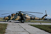 Helicopter-DataBase Photo ID:16451 Mi-24D 87th Bakony Combat Helicopter Regiment 575 cn:220575