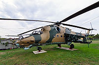 Helicopter-DataBase Photo ID:15487 Mi-24D private Szajol 577 cn:220577