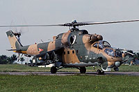 Helicopter-DataBase Photo ID:16443 Mi-24D 87th Bakony Combat Helicopter Regiment 579 cn:220579