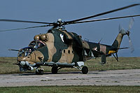 Helicopter-DataBase Photo ID:16446 Mi-24V 87th Bakony Combat Helicopter Regiment 717 cn:220717