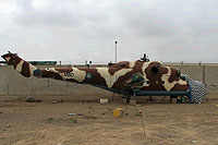 Helicopter-DataBase Photo ID:6451 Mi-24V Djibouti Air Force J2-MBD