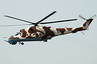 Helicopter-DataBase Photo ID:16520 Mi-24V Djibouti Air Force J2-MBD
