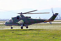 Helicopter-DataBase Photo ID:12166 Mi-24D Metalika-AV  cn:730202