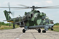 Helicopter-DataBase Photo ID:15845 Mi-24V 24th Helicopter Air Base 143 cn:150725