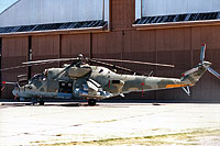 Helicopter-DataBase Photo ID:17968 Mi-24P US Army Test and Evaluation Command 91-22270 cn:340341