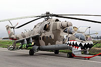 Helicopter-DataBase Photo ID:16137 Mi-25 Peruvian Air Force 656 cn:477263