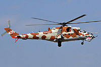 Helicopter-DataBase Photo ID:9534 Mi-25 Peruvian Air Force 694