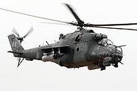 Helicopter-DataBase Photo ID:15491 Mi-25 Peruvian Air Force 694 cn:477268