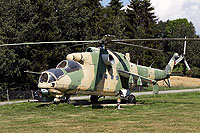 Helicopter-DataBase Photo ID:17262 Mi-24D Privat Freyung 0147 cn:M340147