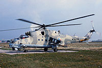Helicopter-DataBase Photo ID:1204 Mi-24V 11th Helicopter Regiment 0786 cn:730786